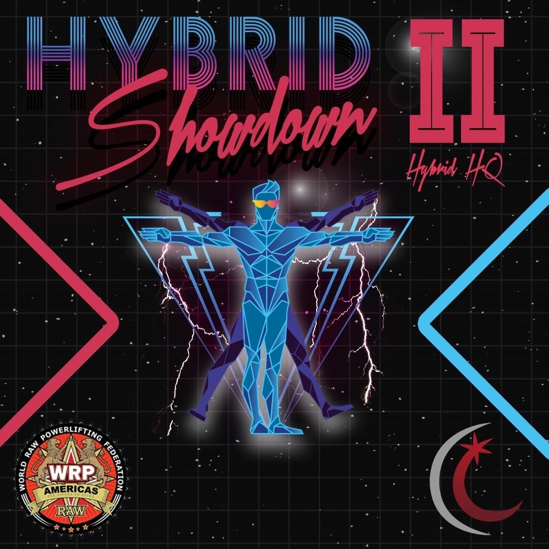 """Открытый Чемпионат """"Hybrid Showdown II"""" по пауэрлифтингу по версии WRPF, США / Майами, 01-02.02.2020"""