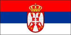 Сербия и Сербская Республика Флаг